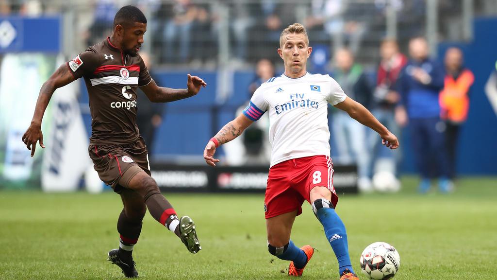 Jeremy Dudziak (li.) ist offenbar beim Hamburger SV gefragt