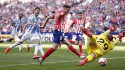 Saúl anotó tras un penalti fallado por él mismo. (Foto: Getty)