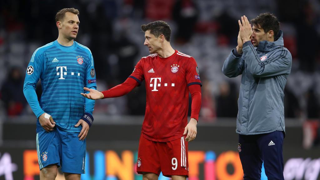 Der FC Bayern unterlag gegen den FC Liverpool