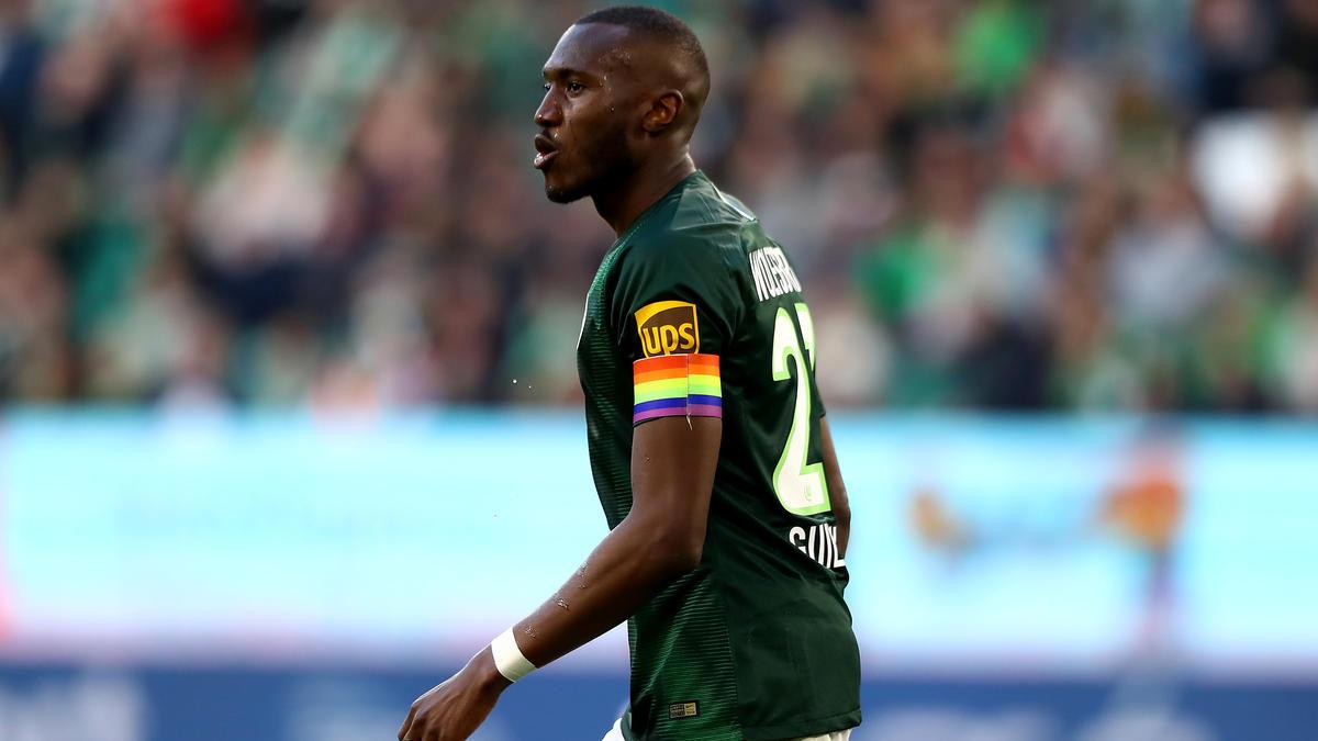 Guilavogui hat in Wolfsburg noch Vertrag bis 2020