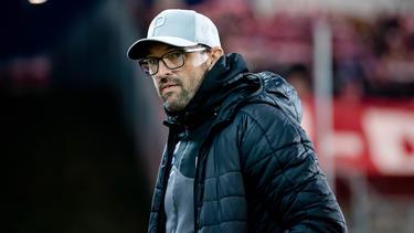 Claus-Dieter Wollitz steigt mit Cottbus aus der 3. Liga ab
