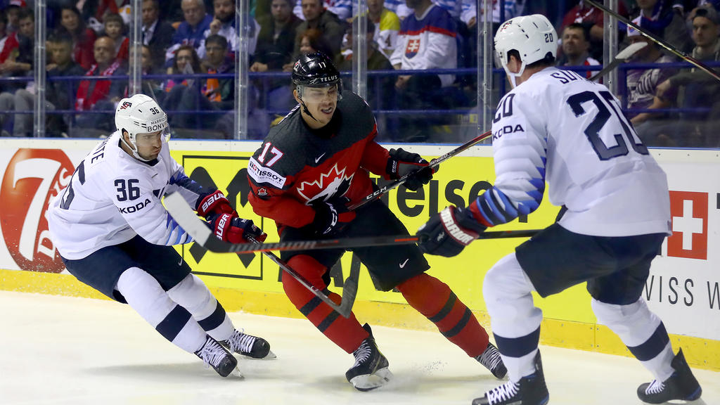 Eishockey Kanada Russland