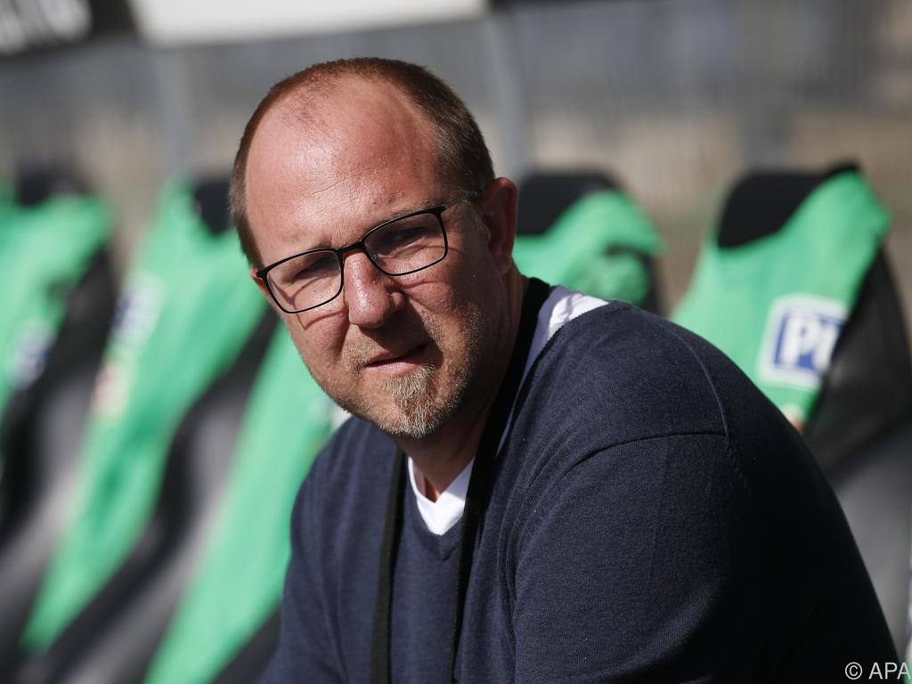 Günter Kreissl übernahm die Verantwortung