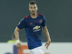 Morgan Schneiderlin verlässt Manchester United