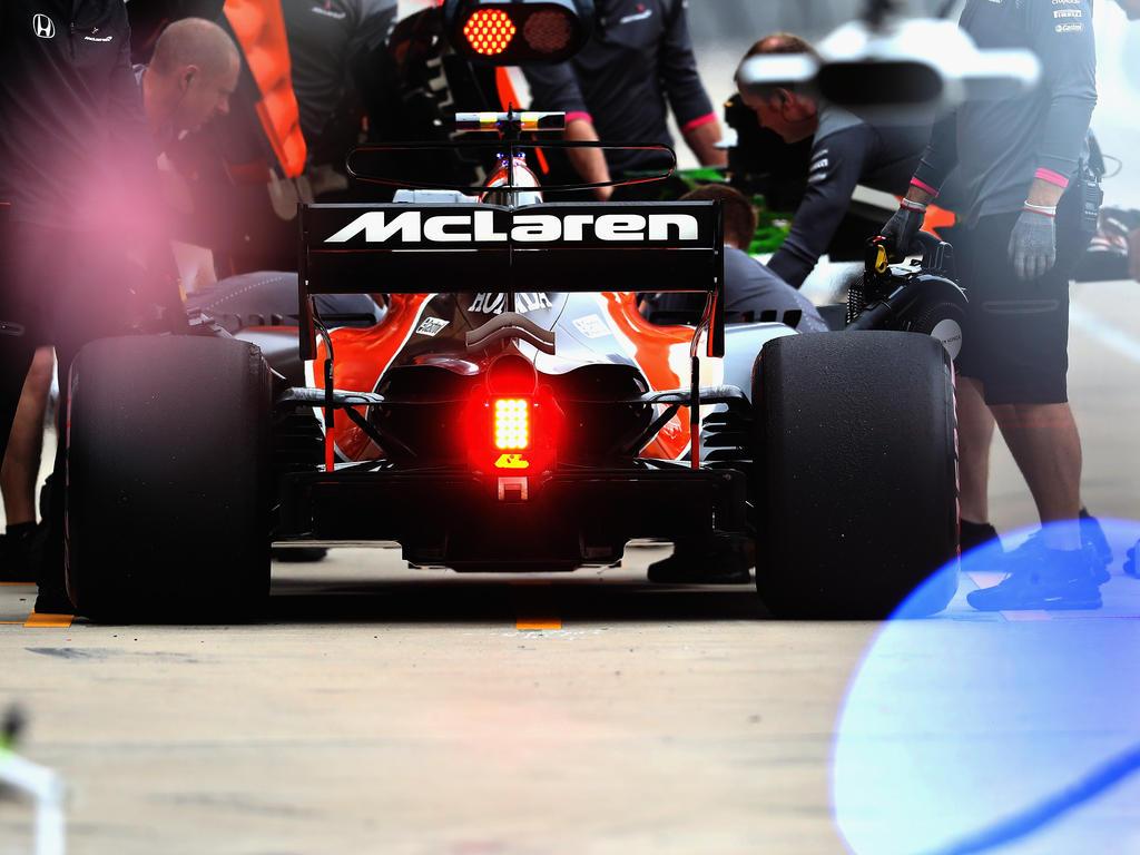 McLaren will im Jahr 2018 ganz vorne angreifen