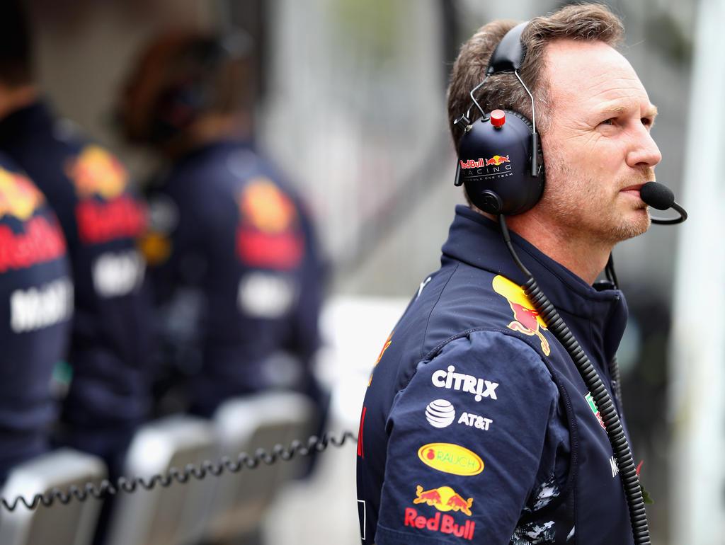 Christian Horner bangt um die Qualität der Formel 1