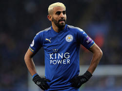 Hätte gern für Manchester City gespielt: Riyad Mahrez