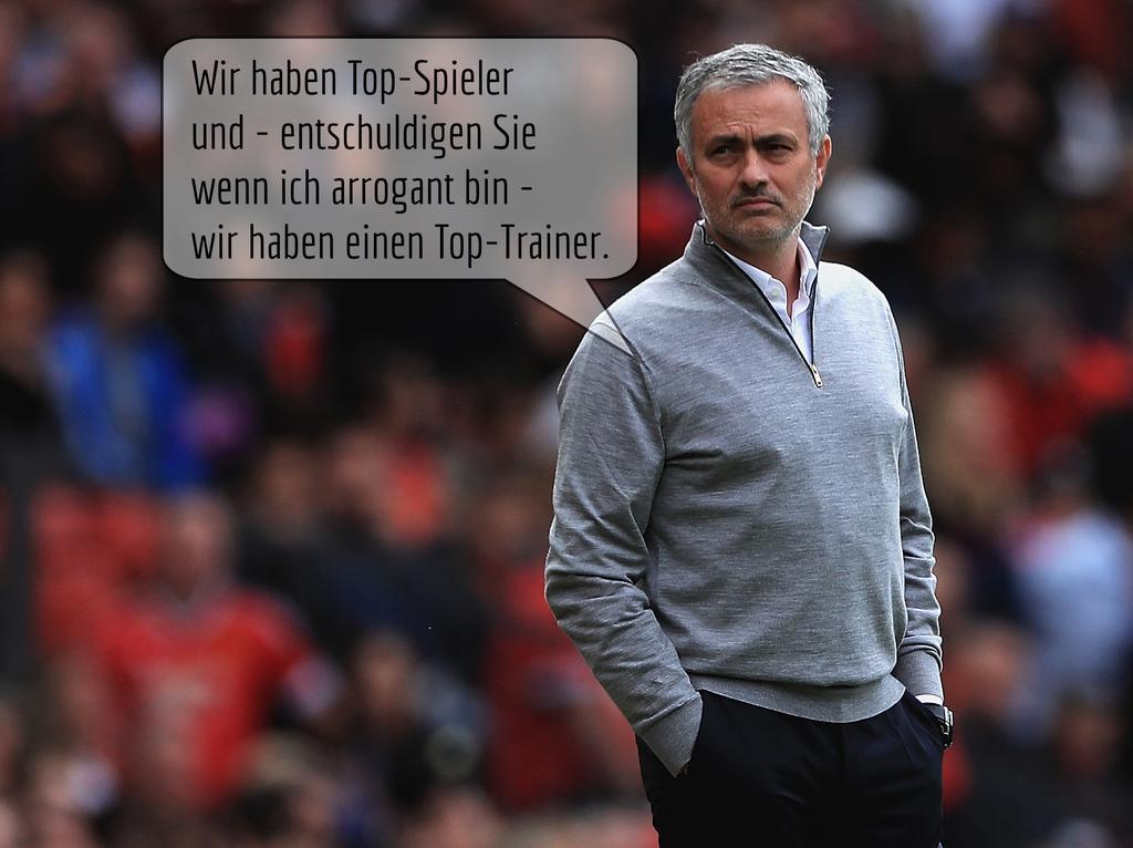 Diashow Die Besten Sprüche Von José Mourinho