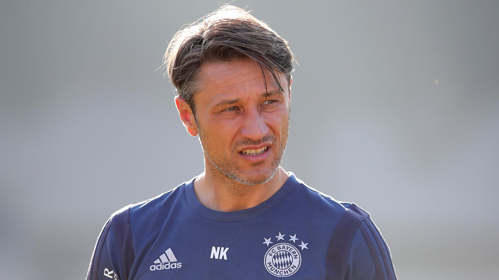Niko Kovac blitzte angeblich mit seinen Wünschen bei den Bossen des FC Bayern ab