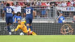 Kevin Trapp steht bei PSG nur noch bis 2020 unter Vertrag