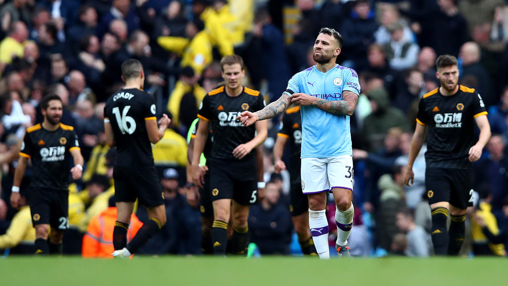 Manchester City hat in der Premier League verloren