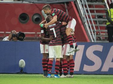Flamengo se mete en la siguiente ronda.