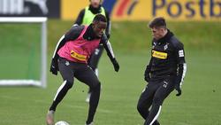 Hat mit Borussia Mönchengladbach in der Rückrunde viel vor: Jonas Hofmann (r.)