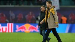 Julian Nagelsmann will den Kontakt zu Ralf Rangnick aufrecht erhalten