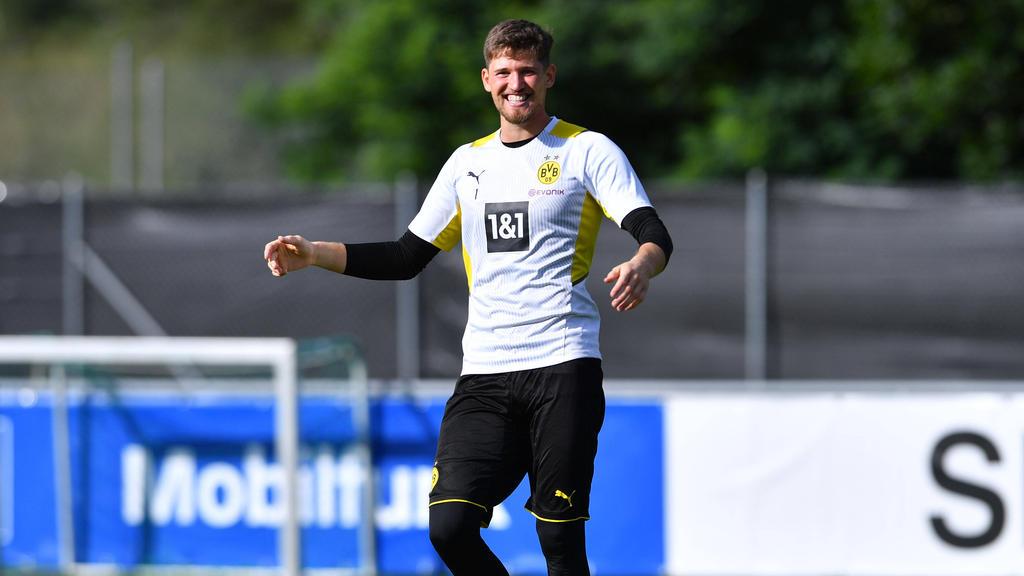 Seit Kurzem neu beim BVB: Gregor Kobel