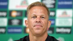 Werder-Trainer Markus Anfang