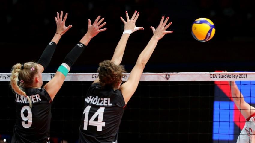 Erfolg für das DVV-Team bei der Volleyball-EM