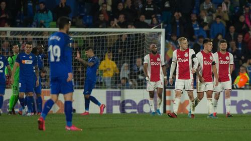 Herber Dämpfer für Ajax Amsterdam