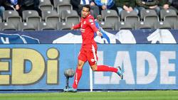 Besiegte die Hertha quasi im Alleingang: Robin Quaison