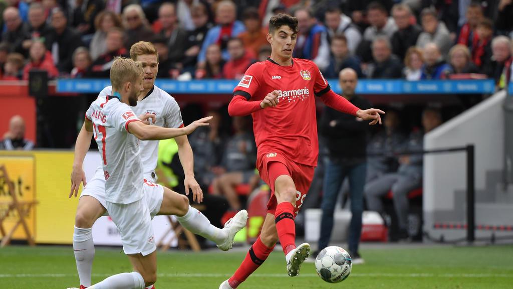 RB Leipzig und Bayer Leverkusen wollen wichtige Punkte einfahren