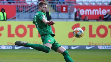 Lennart Grill steht vor einem Wechsel nach Leverkusen