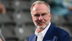Karl-Heinz Rummenigge brachte seinen Respekt für PSG zum Ausdruck