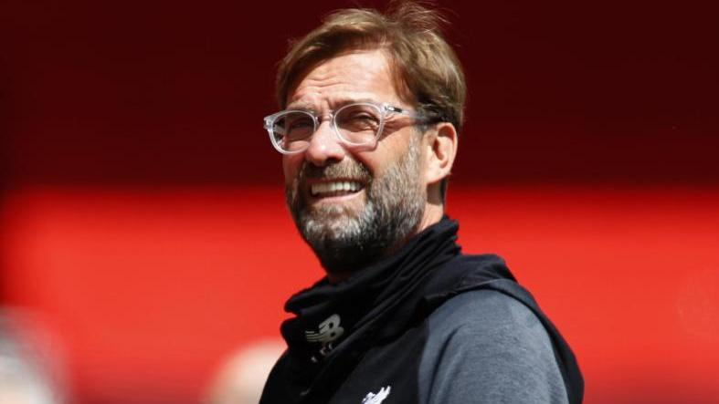 Jürgen Klopp ist mit der Saison des FC Liverpool auch ohne Rekord zufrieden
