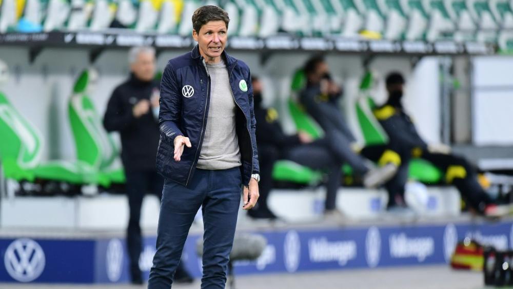 Oliver Glasner will mit dem VfL Wolfsburg in die EL-Gruppenphase