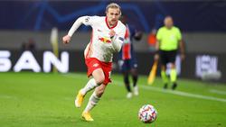 Emil Forsberg besiegte mit seinen Leipzigern PSG