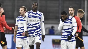 MSV Duisburg unterlag deutlich gegen Verl