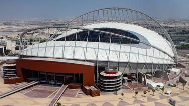 Auch im Khalifa International Stadium werden zwei Spiele ausgetragen