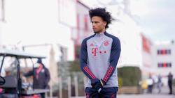 Leroy Sané spielt seit Sommer 2020 beim FC Bayern