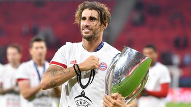 Javi Martínez könnte den FC Bayern nun doch schon im Winter verlassen