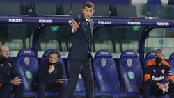 Javi Gracia ist nicht mehr Trainer des FC Valencia