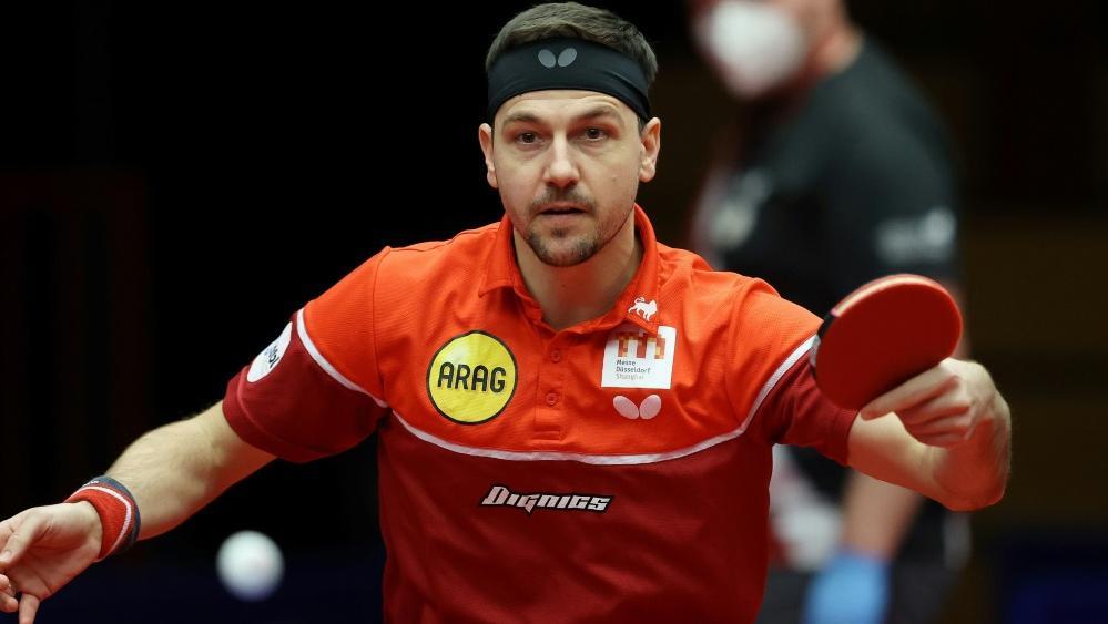 Geht bei der Tischtennis-EM wieder auf Medaillenjagd: Timo Boll