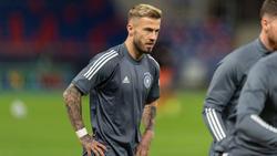 Niklas Dorsch könnte im Sommer in die Bundesliga wechseln