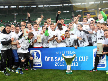 Der Name des Cupsiegers von 2013 verschwindet in die Unterklasse