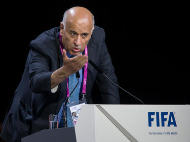 Rajoub pidió al príncipe jordano de jugar en su país. (Foto: Getty)