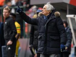 Nicht mehr Japans Nationaltrainer: Vahid Halilhodzic