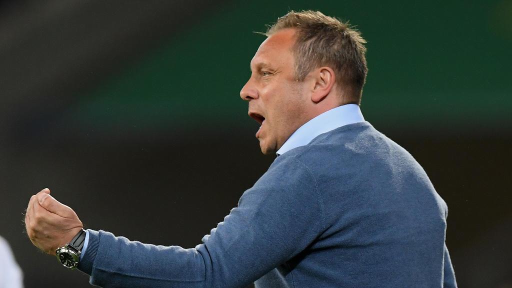 Das Team von Andre Breitenreiter bleibt weiter ohne Gegentor