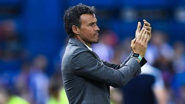 Luis Enrique trainiert künftig die spanisches Nationalmannschaft