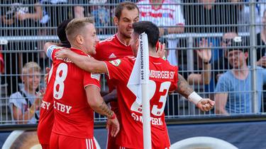 Hamburger SV feiert ersten Sieg in der 2. Bundesliga