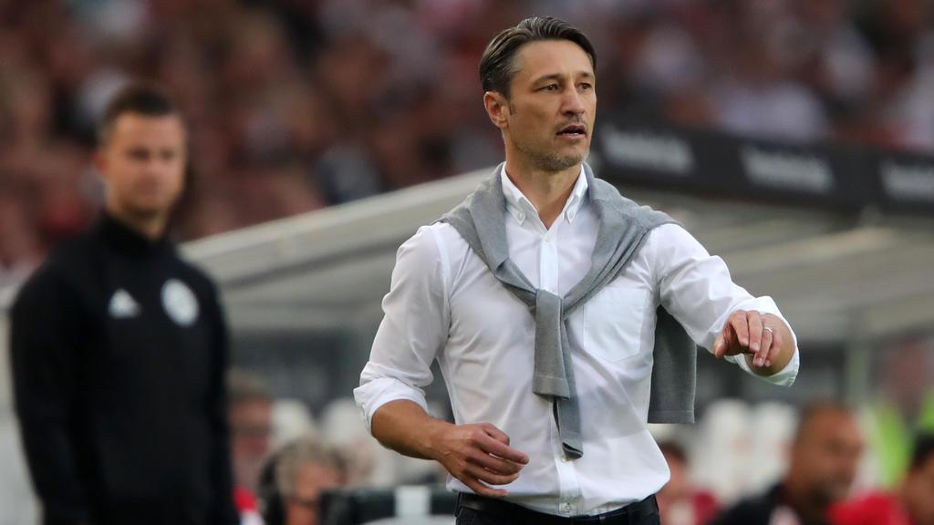 Niko Kovac war Zeuge einer Bayern-Gala