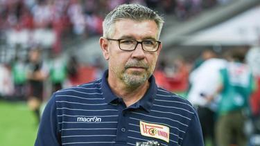 Urs Fischer ist der Trainer von Union Berlin