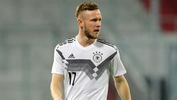 Cedric Teuchert hat sich beim Sieg gegen Norwegen verletzt