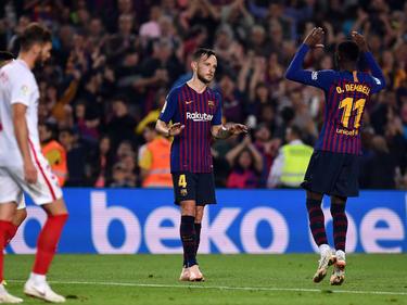 Barcelona ganó al Sevilla por 4-2 en la novena jornada de 2018-2019. (Foto: Getty)