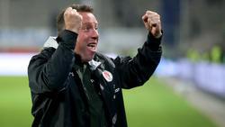 Markus Kauczinski verlängert beim FC St. Pauli