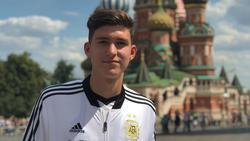 Leonardo Balerdi spielt seit Januar 2018 für den BVB