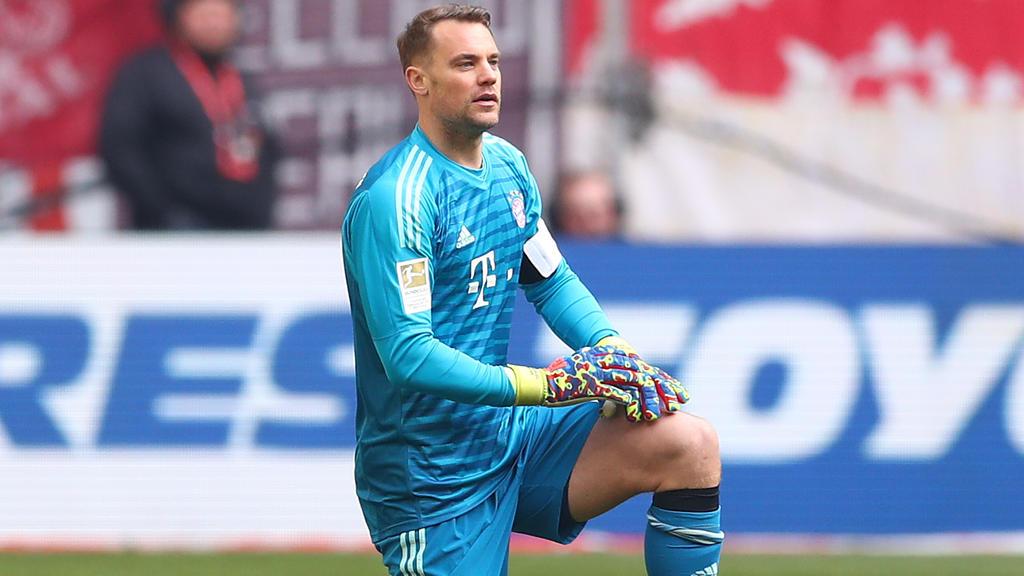 Manuel Neuer wird dem FC Bayern vorerst fehlen