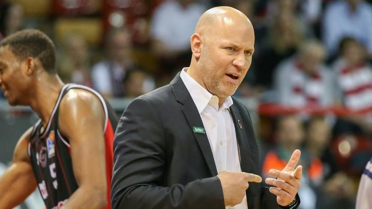 Würzburg-Coach Denis Wucherer erwartet eine schwierige Partie
